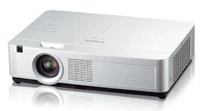 Lcd Projector Canon Le5 W 500 Ansi 1 canon projectors singapore projector seller call 65 6100 0221