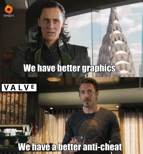 Origin Of Memes - when origin meets valve by alwaleed776612 meme center