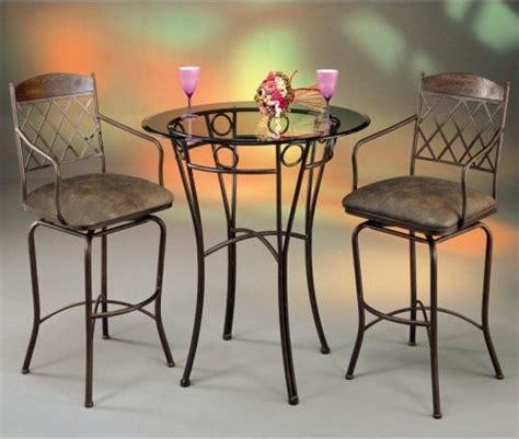Napa Bistro Table Pastel Napa Ridge Pub Table Set With Glass Top Contemporary Indoor Pub And Bistro Tables