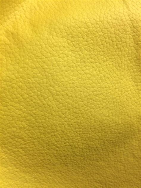 yellow vinyl upholstery fabric yellow chion grain fake leather heavy duty vinyl