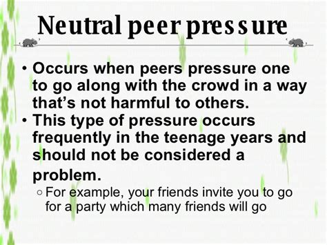 peer pressure kidshealth can someone do my essay coping with peer pressure