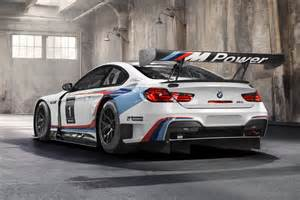 Bmw Gt3 The 2016 Bmw M6 Gt3 Sheds Its Disguise Autoesque