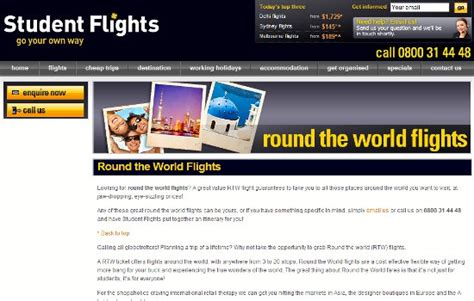 student flights new zealand rtw ticket review the world ticket