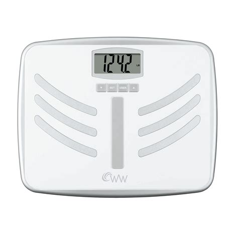 kmart bathroom scales conair weight watchers ww66 digital bath scale home