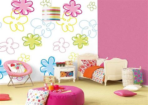 girls room paint ideas flowers painting for girl room ideas felmiatika com