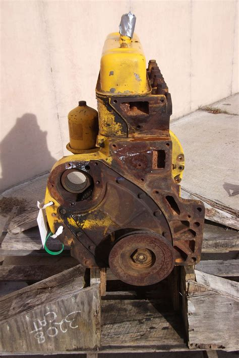 engine international ih  engine long block  esn ctu bcnr