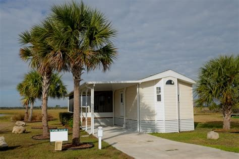 retirement mobile home parks