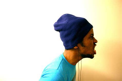 Hair Cap Cap Penutup Kepala Ecer gratis afbeeldingen haar kleur hoed blauw kleding