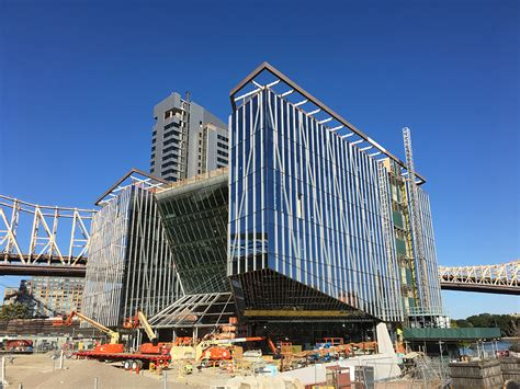 Cornell Tech Mba Facility by Phase Of Cornell Tech S New York Cus Nears Completion