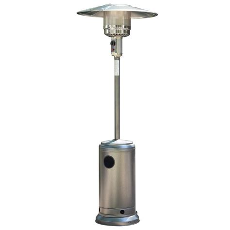 New Free Standing 12kw Outdoor Gas Patio Heater C W Hose Free Standing Patio Heater