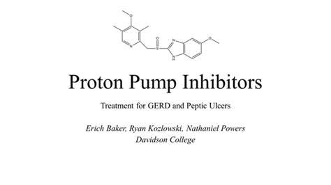 How Proton Inhibitors Work by Proton Inhibitors