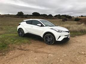Toyota Ratings 2017 Toyota C Hr Review Caradvice