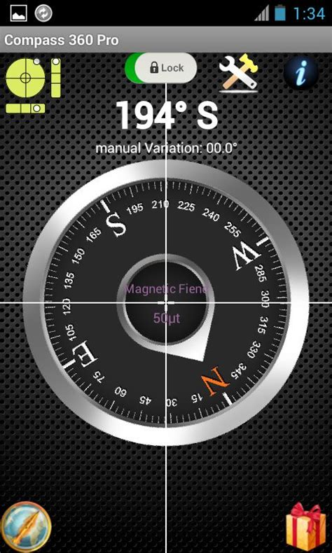 free compass app for android