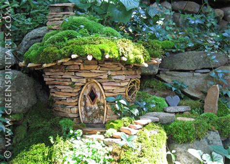 Rock Cottage Gardens Miniature Stoneworks Giants Amongst Pebbles
