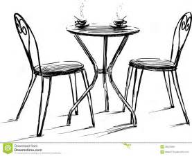 Furniture in summer cafe royalty free stock photo image 36075595
