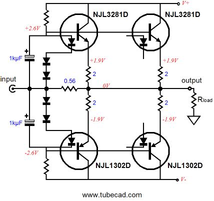 resistor in parallel with transistor srpp part two