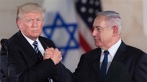 donald trump dan israel inilah perjanjian rahasia amerika israel untuk melawan iran
