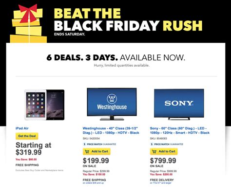 best buy sale black friday 2014 the best pre black friday items
