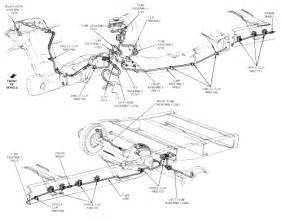 Brake Line Diagram For 1998 Ford F150 2004 Ford Truck Explorer 4wd 4 6l Mfi Sohc 8cyl Repair