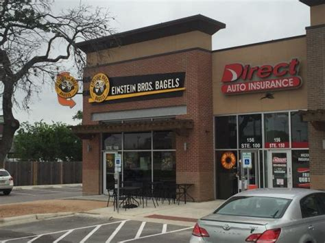 einstein bros bagels new braunfels restaurant reviews