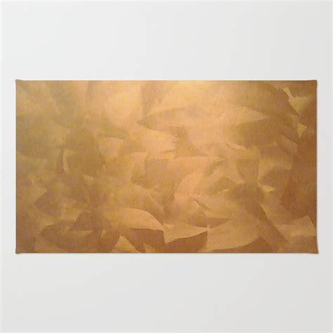 metallic area rugs brushed copper metallic rug contemporary area rugs