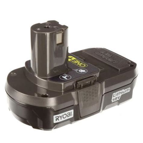 ryobi one 18 volt lithium ion compact battery p102 the