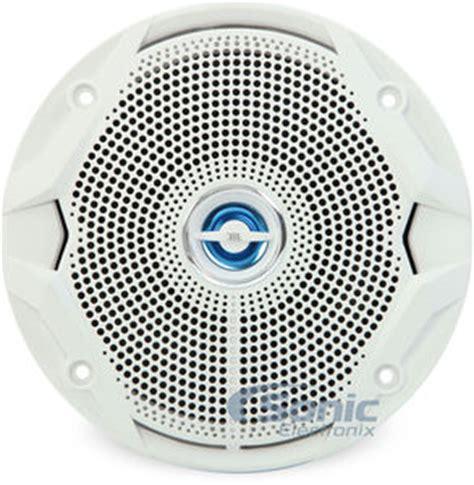 jbl marine speakers jbl marine ms6520 6 quot 2 way marine speakers sonic electronix