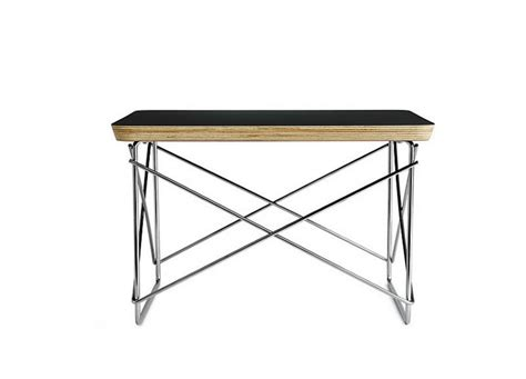 Three Chairs Arbor by Eames Wire Base Low Table Three Chairs Arbor