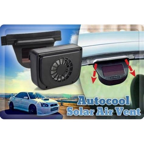 solar powered ventilation fan auto cool solar powered ventilation system price in
