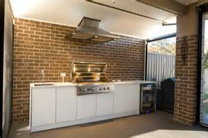 outdoor alfresco kitchens melbourne alfresco kitchens