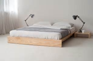 Low Bed Frame Ki Low Loft Beds Wooden Beds Bed Company