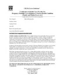 caign plan template cigna fmla fill printable fillable blank