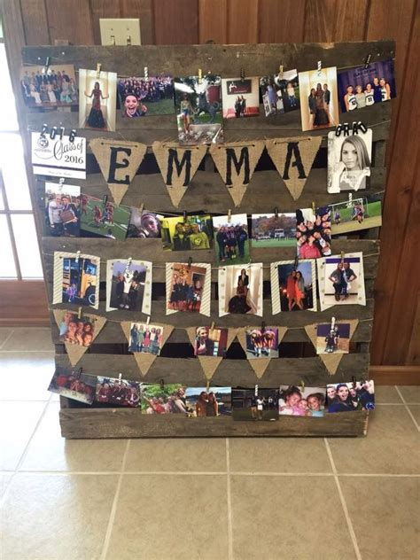 table picture display ideas 17 best images about graduation ideas on