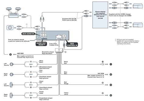 sony car wiring diagram oven diagrams sony xplod