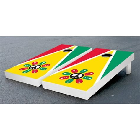 light up bean bag toss walmart peace sign boards with bags