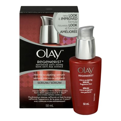 Olay Regenerist Advanced Anti Ageing buy olay regenerist advanced anti aging micro sculpting serum in canada free shipping