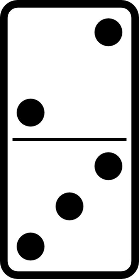 omino clipart domino set 13 clip at clker vector clip