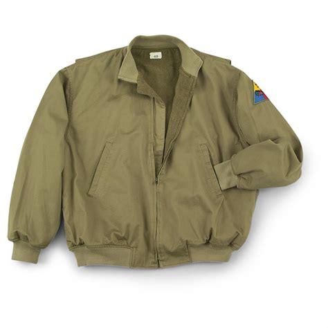 Diskon Jaket Army Jaket 2 In 1 u s reproduction ww2 tanker jacket 151376