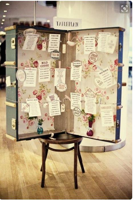 Wedding Table Plan Ideas 17 Creative Wedding Table Plan Ideas From