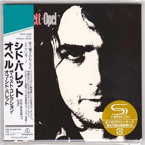 Opel Syd Barrett by Syd Barrett Opel Brand New Japan Mini Lp Shm Cd Pink