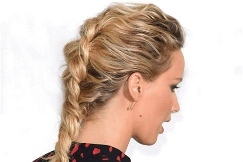written step by step instructions for jennifer lawrence haircut written step by step instructions for jennifer lawrence