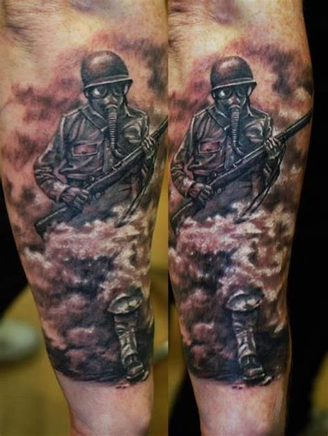 london tattoo military world war 2 inspired work by ivan bor at hammersmith