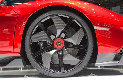 Lamborghini Wheel Lamborghini Aventador J Carbon Wheel Car Design
