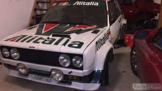Fiat Rally Cars Fiat 131 Abarth Rally Cars For Sale