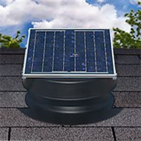 natural light solar attic fan 36 watt solar roof kamisco