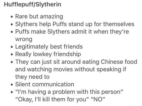 what are hufflepuffs colors i this type of relationship with one of my friends