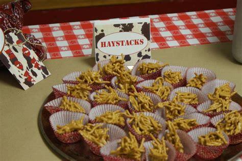 cowboy ideas cowboy food ideas birthday