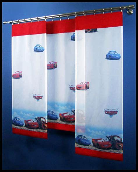 cars vorhang disney cars schiebegardine gardine vorhang kinder baby ebay
