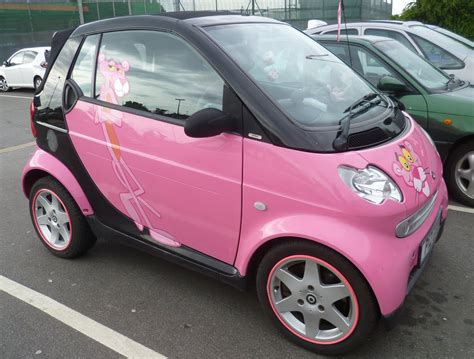 smart car pink pin pink smart car sale image search results on pinterest