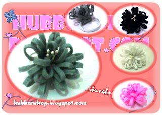 Kuncir Rambut By House hubbunshop ikat rambut